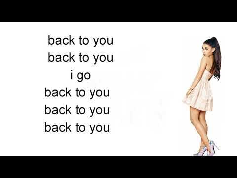 Ariana Grande Everytime lyrics