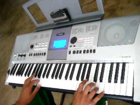 piano  en barranquilla me quedo - joe arroyo (DIAZ ROMERO Carlos)