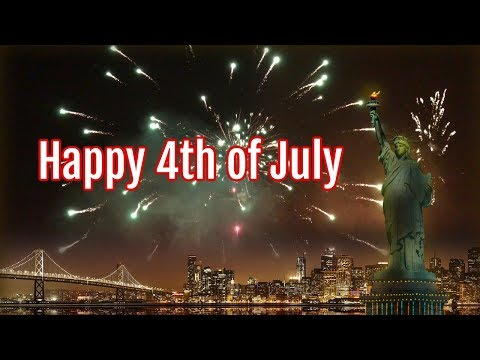 Happy 4th of July Wishes, images, fireworks, messages greetings for friends & family