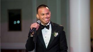 Best Man Speech - Receives Standing Ovation