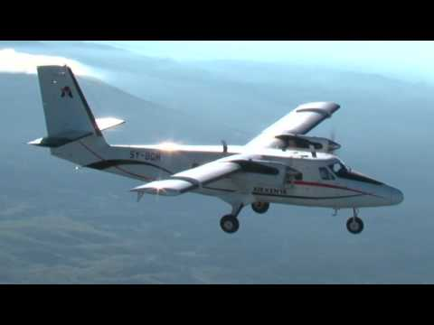 Fly to Masai Mara with Airkenya