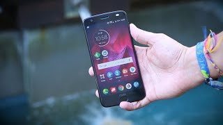 Video Moto Z2 Force BYHcekuyzLY