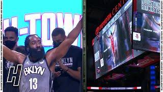 James Harden Tribute Video by Houston Rockets   March 3, 2020-21 NBA Season