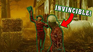 The INVINCIBLE Survivor Build - Dead By Daylight