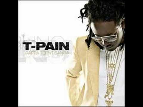 I'm Sprung T-Pain (w/ Lyrics)