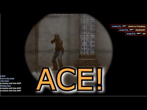 CS GO - E81 Supreme Master First Class ACE! thumbnail