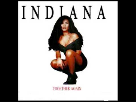 INDIANA TOGETHER AGAIN TI PI CAL ORIGINAL EXTENDED) INVERNO 1995/96