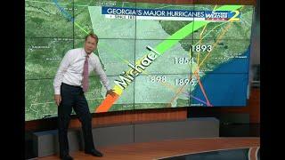 Hurricane Michael made history
