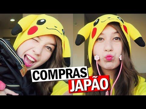 COMPRAS DO JAPÃO :D