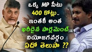 ఒక్క MP సీటు 400 కోట్లు.. ఇంతకీ అంత ఖరీదైన పార్లమెంట్ నియోజగవర్గం ఏదో తెలుసా ?? | Daily Poster