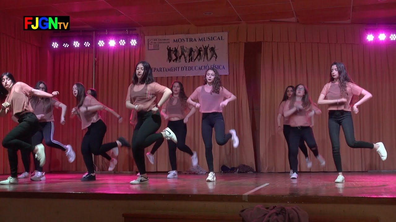 13. Mad Love / Toma Pepinazo / R.I.P. / Este Amor Ya No Se Toca - Bailes Educacion Fisica 2018 IES Nules
