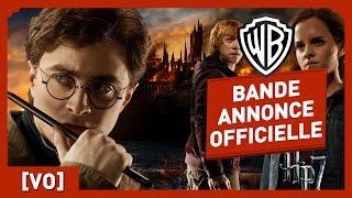 Harry potter et les reliques de la mort saison 2 :  bande-annonce VO