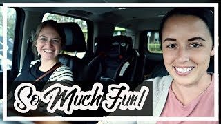 THRIFT WITH ME 2019 + HAUL | Get to know us! | Mennonite Moms