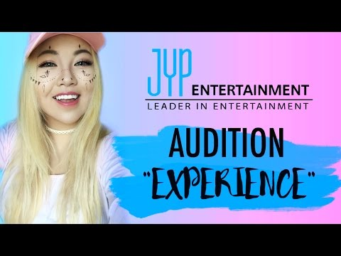 JYP AUDITION