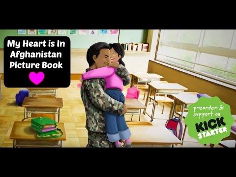 My Heart is in Afghanistan Kickstarter Video