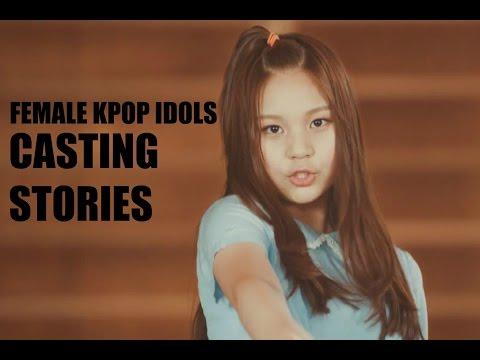 Interesting Female Kpop Idols Casting Stories
