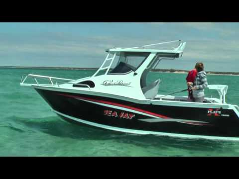 Pursuit Plate Xtreme by Sea Jay Boats
