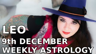 Leo Weekly Astrology Horoscope 9th December 2019
