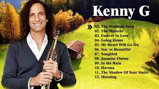 Kenny G Best World Instrumental Hits - Kenny G Greatest Hits Album