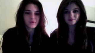 Keepin up with Kendall & Kylie-Our First Video!!!