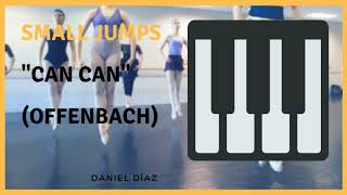 SMALL JUMPS 4 (CAN CAN) -  [Music For Ballet Class]