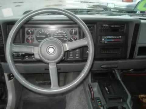 1991 Jeep Cherokee Tacoma WA - YouTube