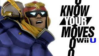 Captain Falcon is a FRAUD! - Know Your Moves! (Smash Bros.)