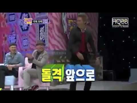 [eng] TOP's imitations of Seungri