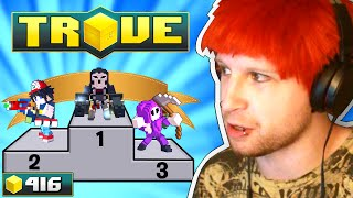 MOST POWERFUL RANGED CLASS IN THE GAME!? ✪ Scythe Plays Trove #416