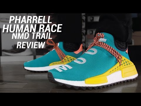 low priced 1ba3d 743a3 Download NMD adidas PHARRELL HUMAN RACE NMD Download TRAIL REVIEW MusicBaby  fe10d3