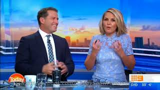 Today Show Funny Bits Part 96. Better Homes & Gardners!