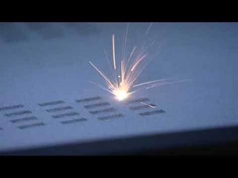 3T RPD Ltd Direct Metal Laser Sintering (DMLS) Process