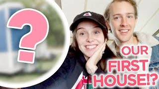 BUYING OUR FIRST HOME AT 20 | Acacia & Jairus