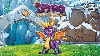 Twitch Livestream | Spyro Reignited Trilogy Part 3 [Xbox One]