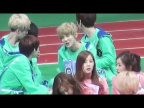 [EXOPINK] EXO & APINK Moments Compilation