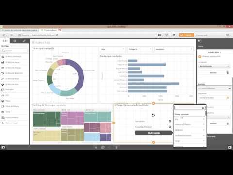 Demo Tableros de Control con QlikSense