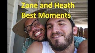 ZANE AND HEATH BEST MOMENTS FROM DAVID DOBRIK'S VLOGS