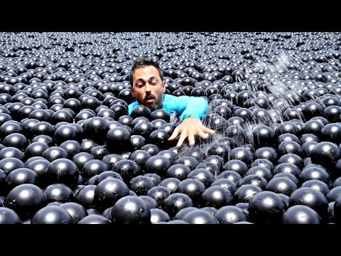 Can You Swim in Shade Balls?