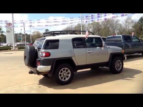 2012 Toyota FJ Cruiser at Loving Toyota Scion