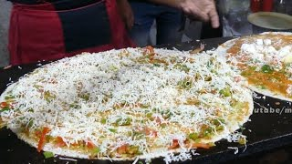 DOSA  | STREET FOODS IN MUMBAI  | Andheri | 4K VIDEO street food