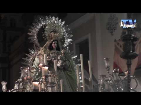 Procesión de la Virgen de la Granada Puebla del Río 2016