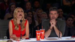 Unforgettable auditions - America's Got Talent 2016