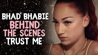 "BHAD BHABIE ""Trust Me"" feat. Ty Dolla $ign BTS Music Video 