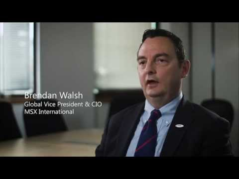 Microsoft Dynamics CRM Customer Success Story   MSX Internat