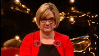 Sarah Millican Learns How to Talk Proper