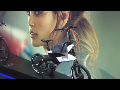 Peugeot HYbrid Bike AE 21 Allure (2016) Exterior and Interior in 3D
