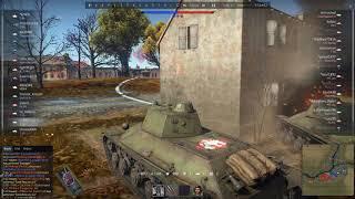 Bye Bye - War Thunder Russian Tanks Gameplay #4