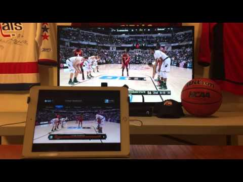 March Madness Basketball with Slingbox 500