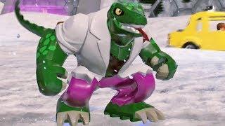 Missão da Gwenpool: Os Heróis Mais Furiosos da Terra - Lego Marvel Super Heroes 2