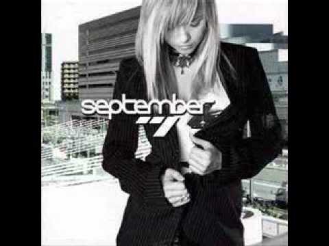 September - We Can Do It - UK Radio Edit